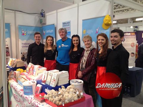 50 Plus Expo at the RDS