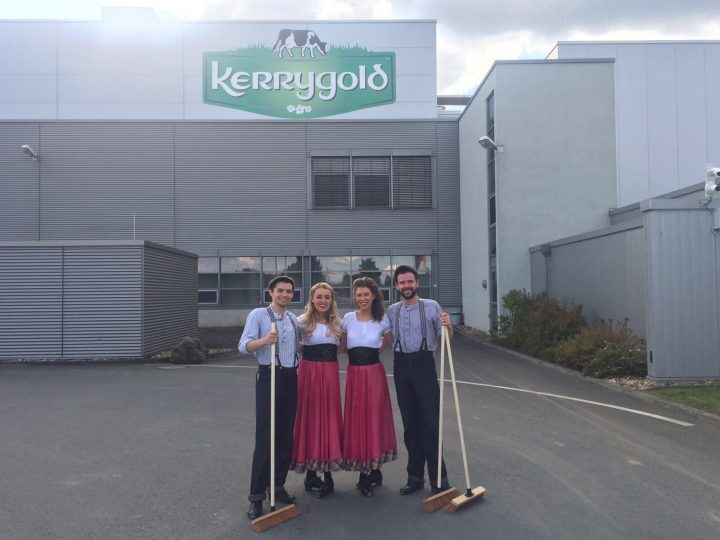 Kerrygold Corporate Event in Germany