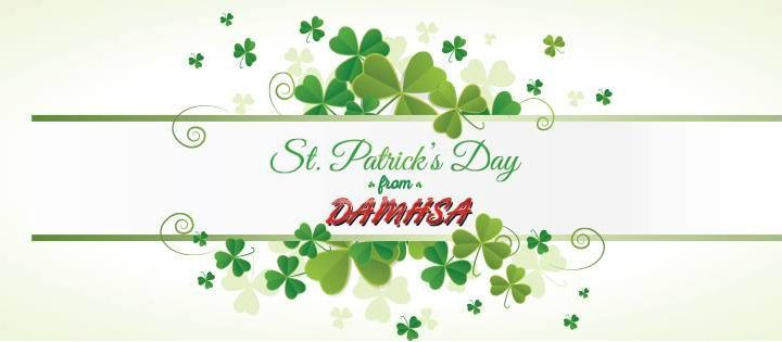 Celebrate St. Patrick's Day with Damhsa