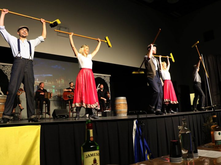 Damhsa at Irish Pavilion – Folklorama 2018